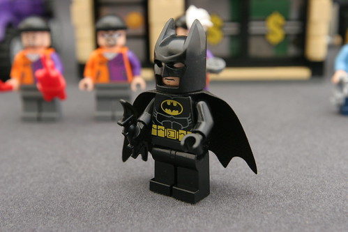 6864 The Batmobile and the Two-Face Chase - Batman 1