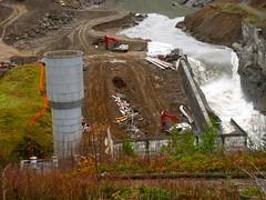 Elwha River Dam Removal