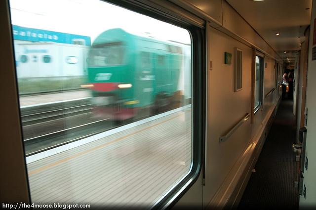 CNL 363 - A Passing Train