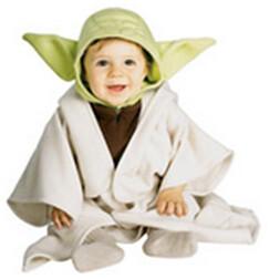 Yoda Infant Costume : New Costumes - Tripod.com