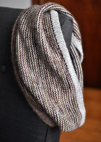 simple cashmere cowl