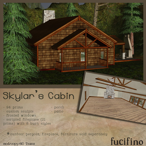 fucifino.Skylar's Cabin for the Designer's Challenge