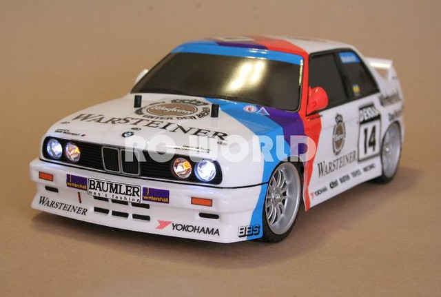 flickriver photoset 39 tamiya bmw m3 evo 39 by rc world radio. Black Bedroom Furniture Sets. Home Design Ideas