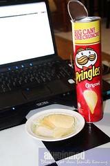 Snek Pringles