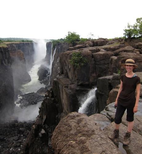 victoria falls Zambia Africa