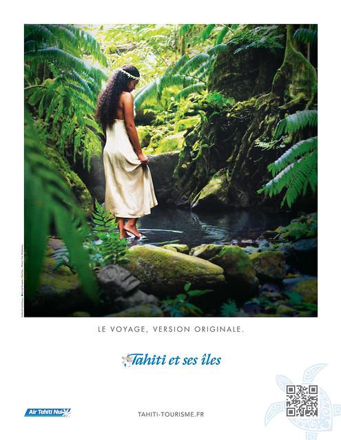 Tahiti et ses îles - campagne PRINT