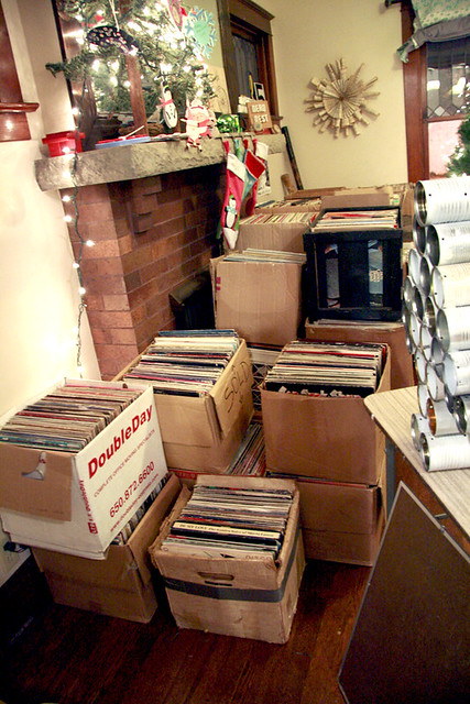 This is what 4,000 records looks like.