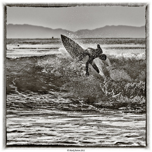 ocean california blackandwhite art beach creek nikon surf salt wave surfing surfboard surer d7000 ©markpatton