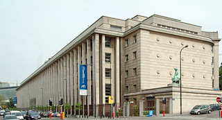 NBB main building, bld de Berlaimont