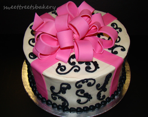 Elegant Birthday Cakes For Adults Pictures to Pin on ...