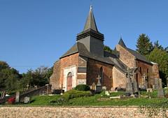 Grandrieux (église St-Nicolas) • 0681