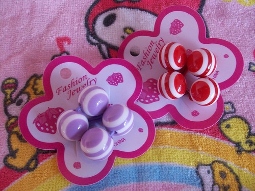 candy hairties