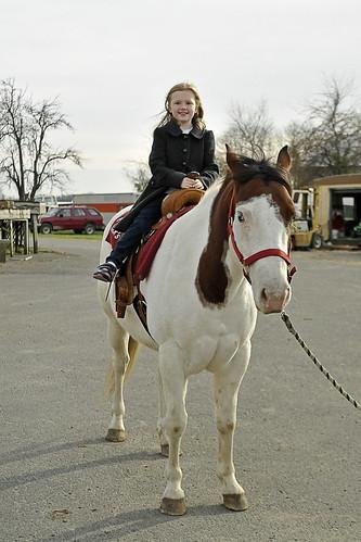 065 Abby on horse