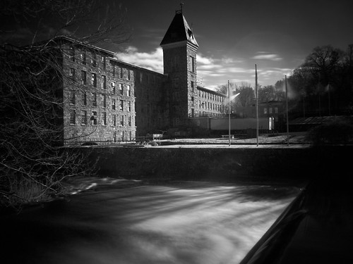 The Valley Queen Mill