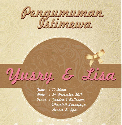 yusry & lisa