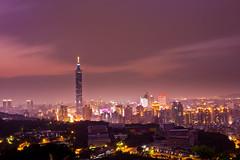 Taipei's Christmas Eve