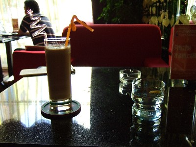 两岸咖啡西餐厅