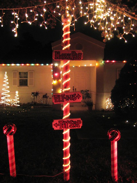 christmas north pole decoration flickr photo sharing