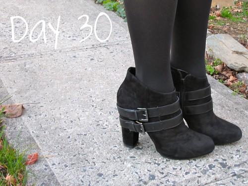 Livingaftermidnite - Shoe Challenge Day 30