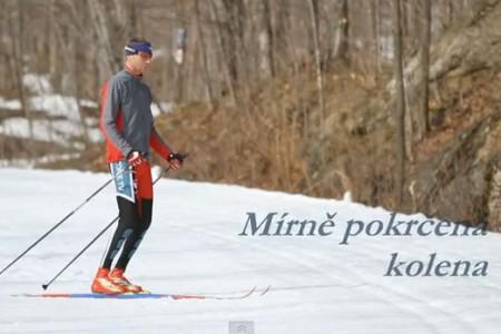 Video - škola běžeckého lyžování: Tuto zimu je na řadě klasika!