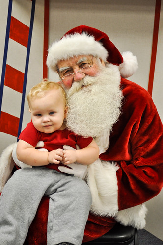 Santa and Alexander | 2011