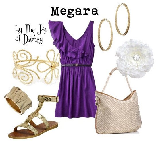 Inspired by: Megara