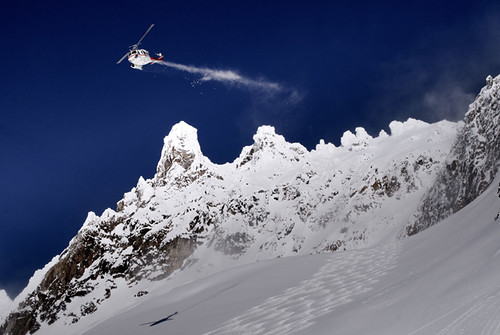 CMH Adamants, Helicopter, Craig McGee