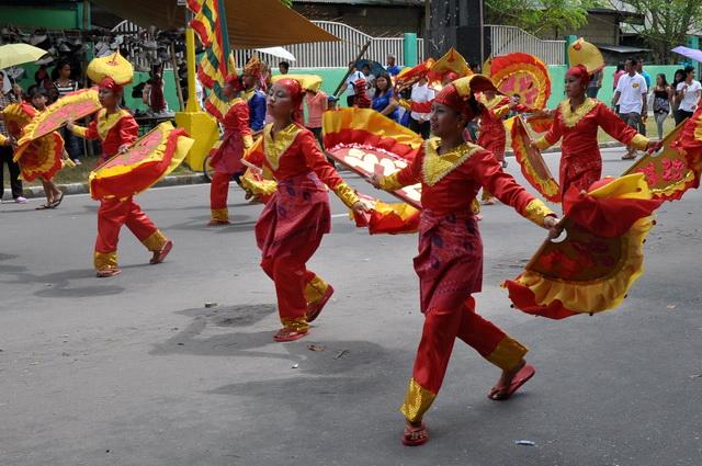 T'Nalak Festival Koronadal Marbel South Cotabato