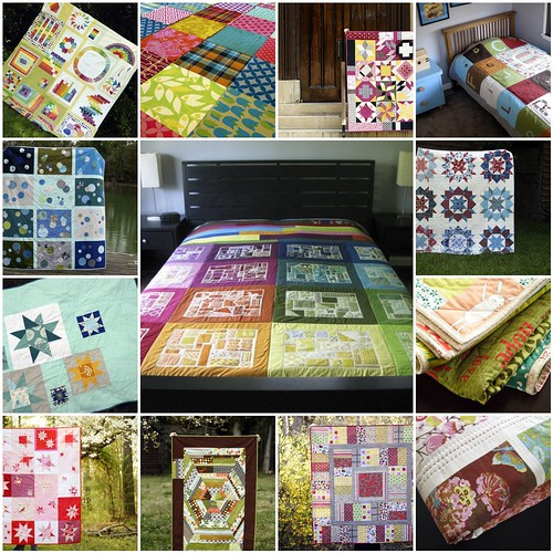 2011 finished quilts