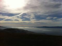 From Top of Sierra Rd.