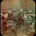 Peck's Bad Boy in School 1890.  anaglyph 3D by depthandtime
