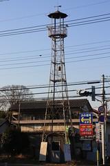 平塚の火の見櫓(上尾市)