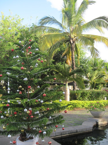 Christmas Eve in Mauritius