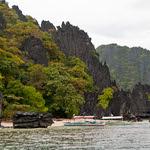 Shimizu Island, Tour A + B - El Nido, Palawan (111201-3)