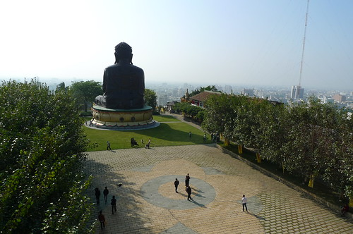Giant Buddha - Chunghua, Taiwan