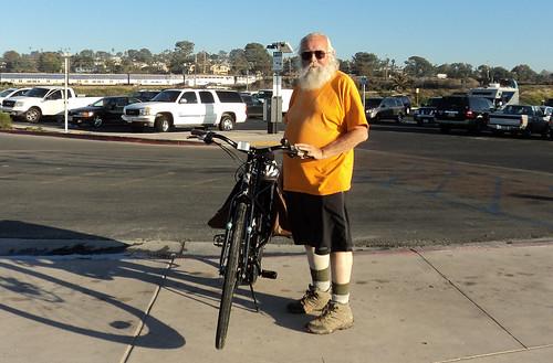 me and bike s ponto