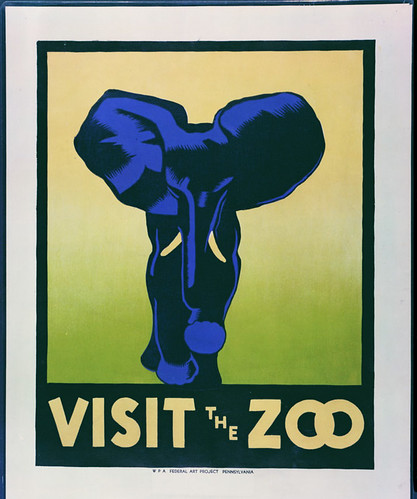 Visit the zoo (LOC)