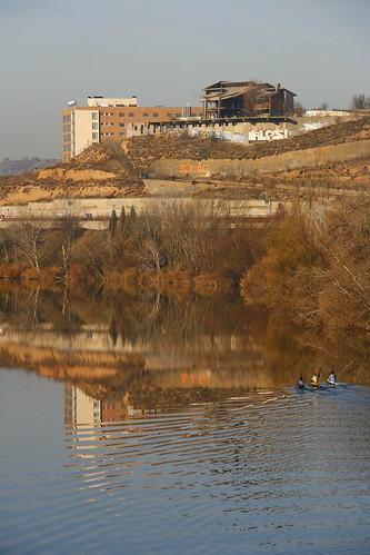 Valladolid, Río Pisuerga, pasarela