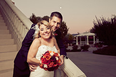 Zac & Lisa Wedding at Wilson Creek Winery in Temecula