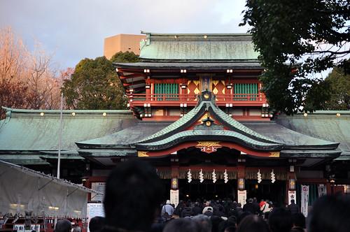 Tomioka-Hachiman Jingu