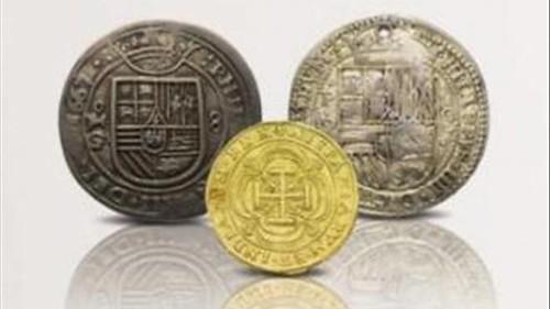 ANS spanish coins
