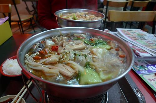 Vegetarian Resturant - Tainan, Taiwan