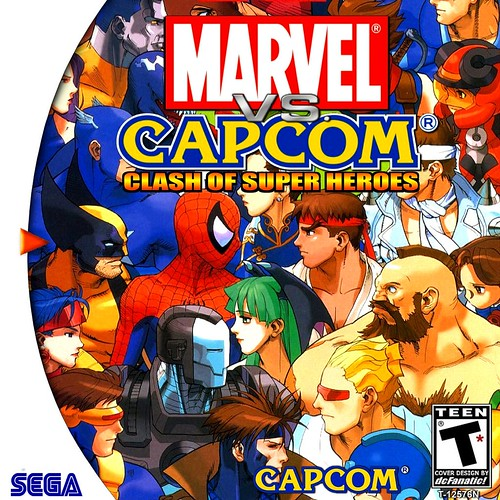 Marvel VS Capcom Custom by dcFanatic34