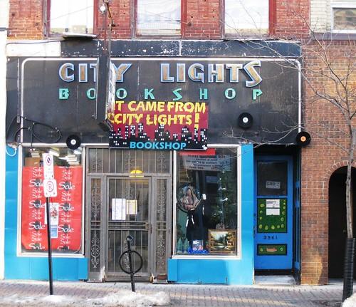 City Lights Book Shop, London, ON