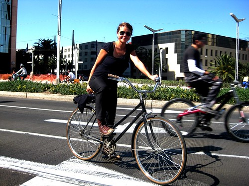 A iniciar el año pedaleando.