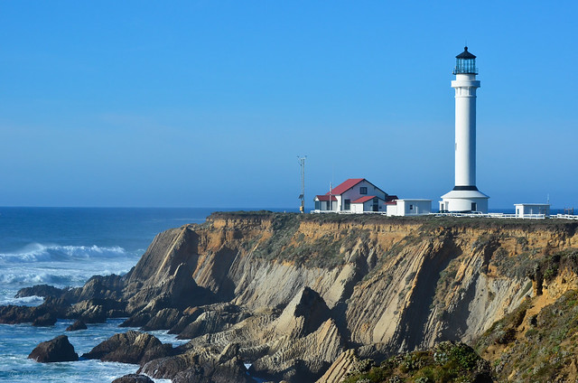 Point Arena Lighthouse | Flickr - Photo Sharing! Lighthouse
