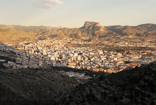Valle de Elda (y Petrer)