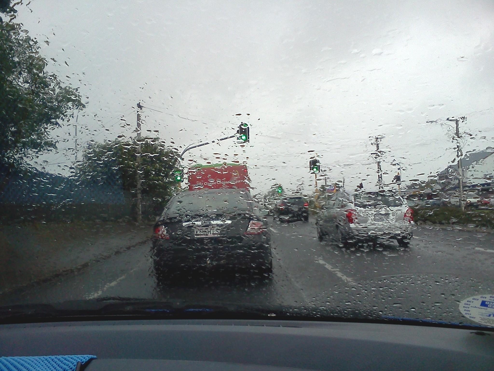 Day 10 - rain