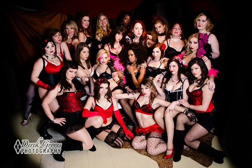 Derek Groves photo: Bon Temps Burlesque, Shreveport by trudeau