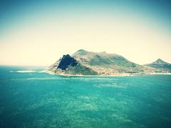 At Chapmans Peak View Point